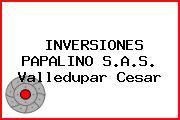 INVERSIONES PAPALINO S.A.S. Valledupar Cesar