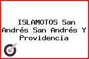ISLAMOTOS San Andrés San Andrés Y Providencia