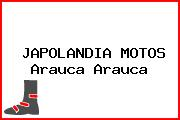 JAPOLANDIA MOTOS Arauca Arauca