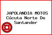 JAPOLANDIA MOTOS Cúcuta Norte De Santander