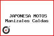 JAPONESA MOTOS Manizales Caldas