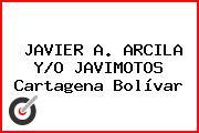 JAVIER A. ARCILA Y/O JAVIMOTOS Cartagena Bolívar