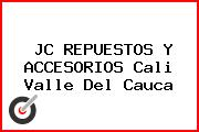 JC REPUESTOS Y ACCESORIOS Cali Valle Del Cauca