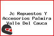 Jc Repuestos Y Accesorios Palmira Valle Del Cauca