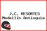 J.C. RESORTES Medellín Antioquia