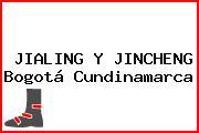 JIALING Y JINCHENG Bogotá Cundinamarca
