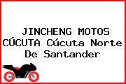 JINCHENG MOTOS CÚCUTA Cúcuta Norte De Santander