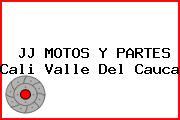 JJ MOTOS Y PARTES Cali Valle Del Cauca
