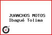 JUANCHOS MOTOS Ibagué Tolima