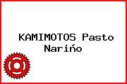 KAMIMOTOS Pasto Nariño