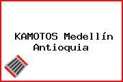 KAMOTOS Medellín Antioquia