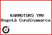 KARMOTORS YMV Bogotá Cundinamarca