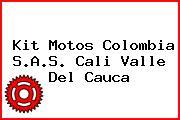 Kit Motos Colombia S.A.S. Cali Valle Del Cauca