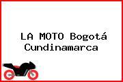 LA MOTO Bogotá Cundinamarca