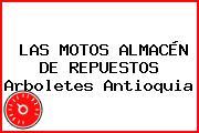 LAS MOTOS ALMACÉN DE REPUESTOS Arboletes Antioquia