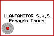 LLANTAMOTOR S.A.S. Popayán Cauca