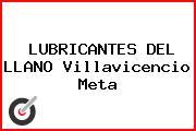 LUBRICANTES DEL LLANO Villavicencio Meta