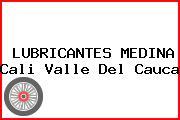 LUBRICANTES MEDINA Cali Valle Del Cauca