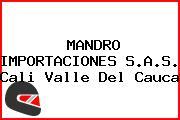 MANDRO IMPORTACIONES S.A.S. Cali Valle Del Cauca