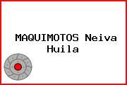 MAQUIMOTOS Neiva Huila