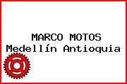 MARCO MOTOS Medellín Antioquia
