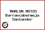 MARLON MOTOS Barrancabermeja Santander