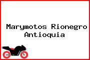 Marymotos Rionegro Antioquia