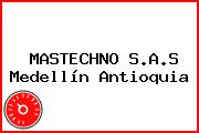 MASTECHNO S.A.S Medellín Antioquia