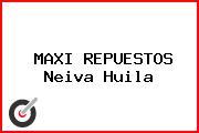 MAXI REPUESTOS Neiva Huila