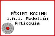 MÁXIMA RACING S.A.S. Medellín Antioquia