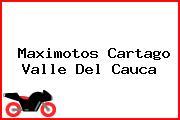 Maximotos Cartago Valle Del Cauca