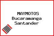 MAYMOTOS Bucaramanga Santander