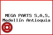 Mega Parts S.A.S. Medellín Antioquia