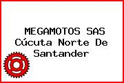 MEGAMOTOS SAS Cúcuta Norte De Santander