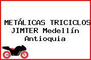 Metálicas Triciclos Jimter Medellín Antioquia