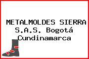 METALMOLDES SIERRA S.A.S. Bogotá Cundinamarca