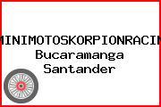 MINIMOTOSKORPIONRACING Bucaramanga Santander
