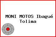 MONI MOTOS Ibagué Tolima