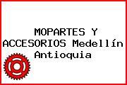 MOPARTES Y ACCESORIOS Medellín Antioquia