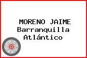 MORENO JAIME Barranquilla Atlántico