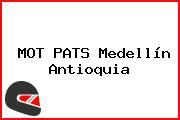 MOT PATS Medellín Antioquia