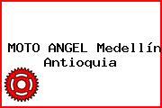 MOTO ANGEL Medellín Antioquia