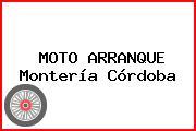 MOTO ARRANQUE Montería Córdoba
