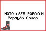 MOTO ASES POPAYÁN Popayán Cauca