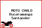 MOTO CHALO Bucaramanga Santander