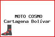 MOTO COSMO Cartagena Bolívar