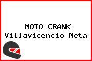 MOTO CRANK Villavicencio Meta