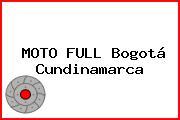 MOTO FULL Bogotá Cundinamarca