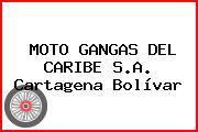 MOTO GANGAS DEL CARIBE S.A. Cartagena Bolívar