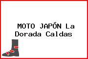 MOTO JAPÓN La Dorada Caldas